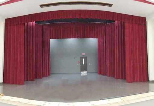 phông màn sân khấu