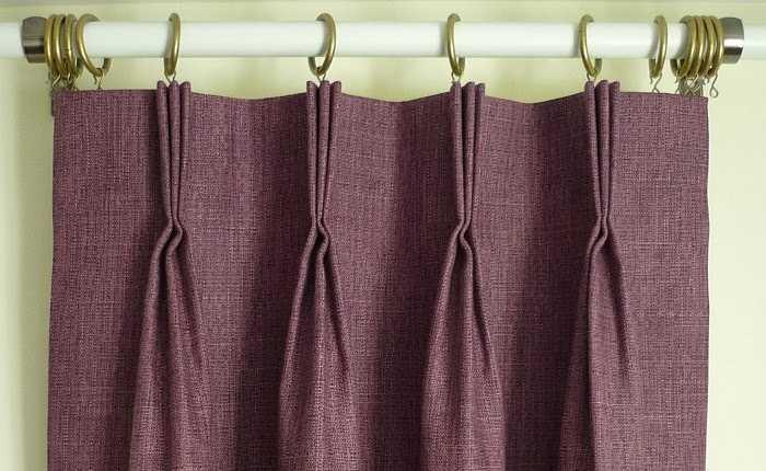 Các kiểu may rèm vải đẹp sang trọng
