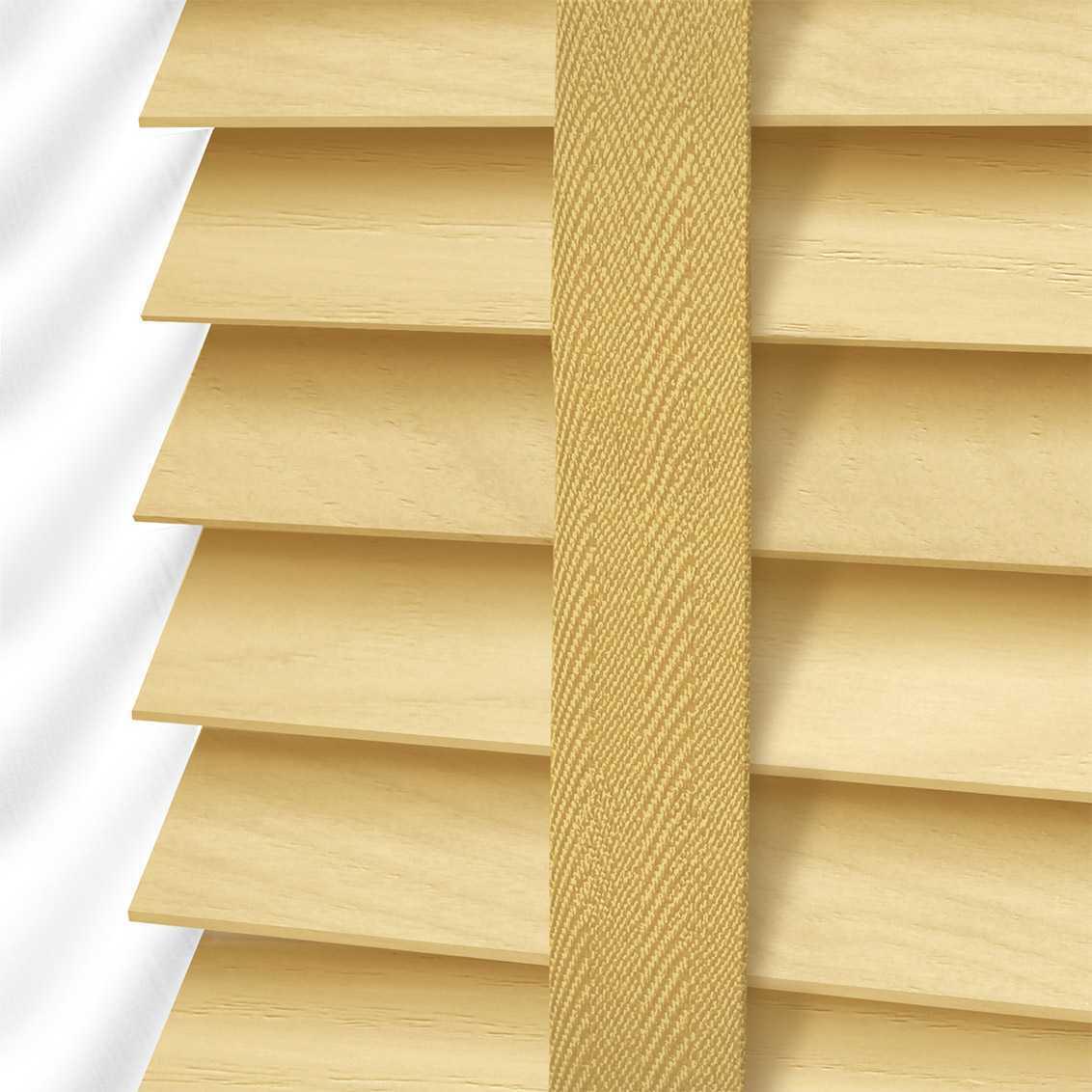 Sản phẩm rèm sáo gỗ