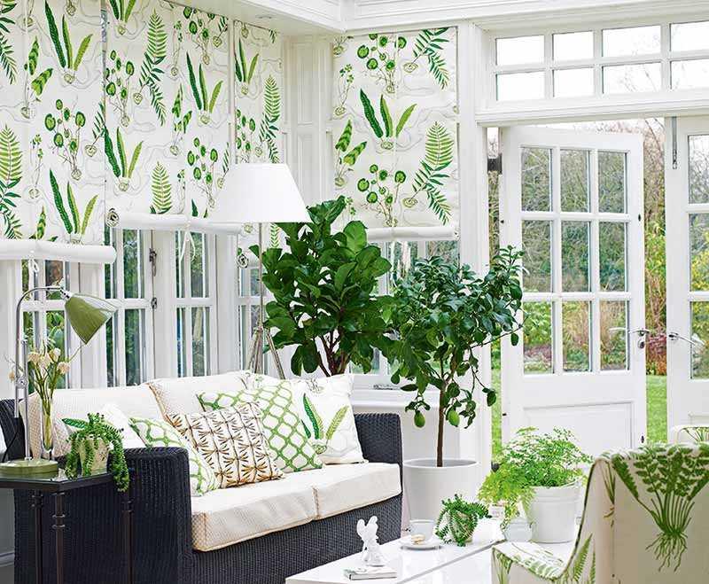 ý tưởng trang trí rèm cửa sổ