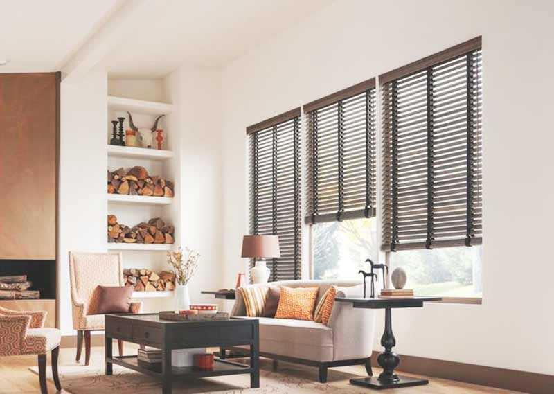 Kiểu dáng rèm gỗ tự nhiên sang trọng