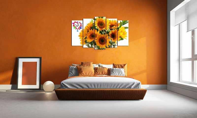 Màu sắc trang trí trong nhà