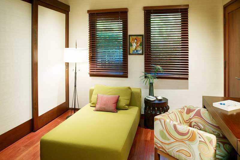 Rèm sáo gỗ trang trí nội thất