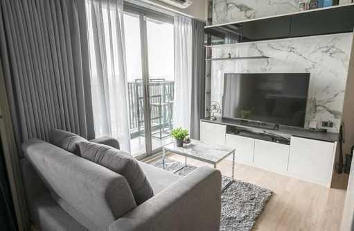 Rèm phòng khách chống nắng 2 lớp
