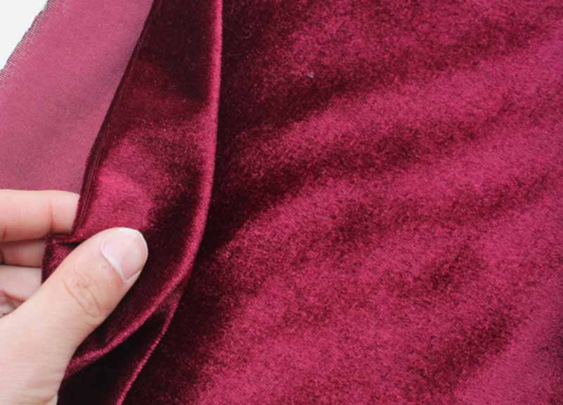 Rèm vải nhung