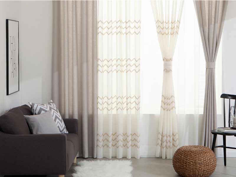Rèm vải Hàn Quốc cao cấp