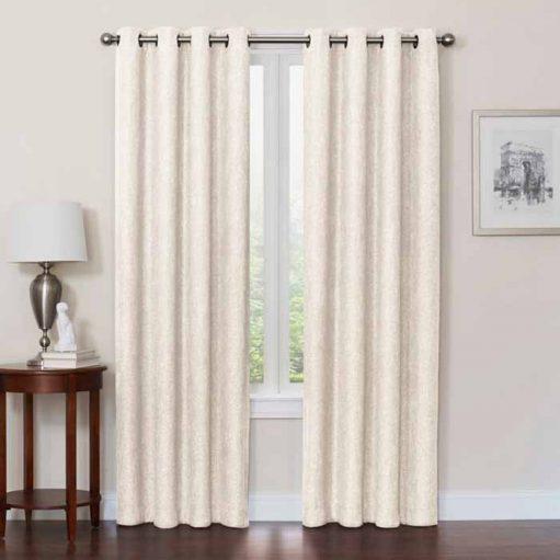Bộ rèm màn phòng ngủ hiện đại