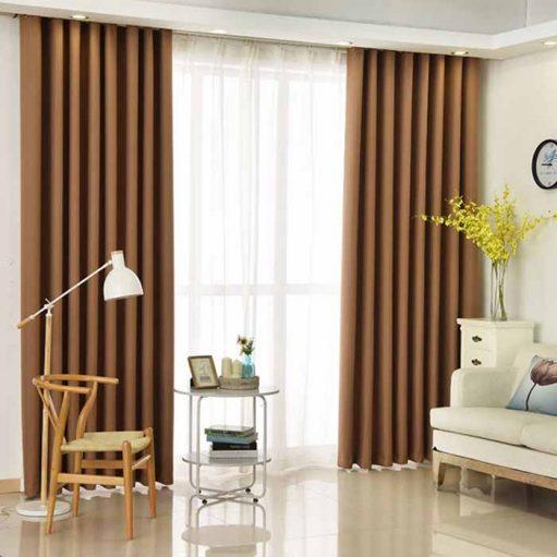 Rèm vải Hàn Quốc hiện đại