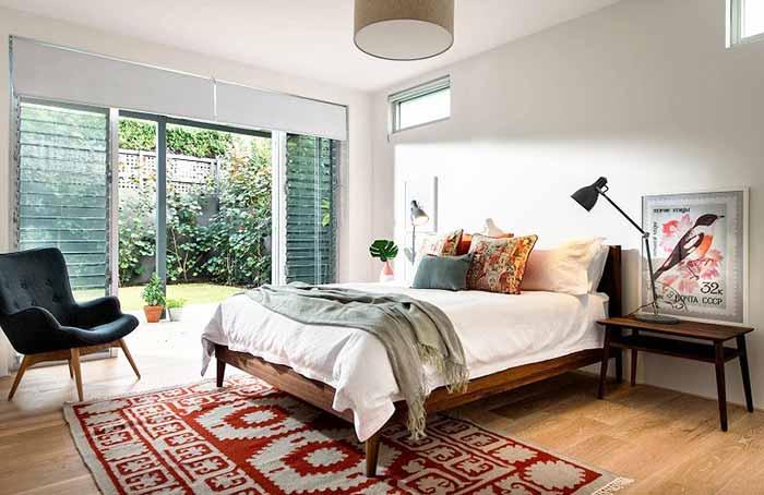 Thiết kế phòng ngủ theo mùa