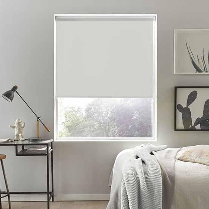 Rèm cuốn phòng ngủ chống sáng