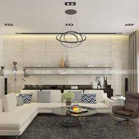 Các phong cách trang trí thiết kế phòng khách