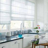5 ý tưởng rèm nhà bếp trong trang trí cửa sổ