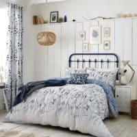 Các ý tưởng thiết kế rèm cửa phòng ngủ sành điệu