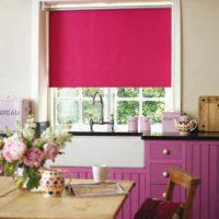Chọn rèm nhà bếp của bạn bằng các loại rèm sáo