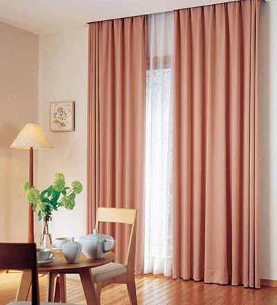 Rèm vải căn hộ chung cư