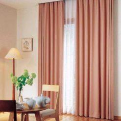 Rèm vải căn hộ chung cư cao cấp