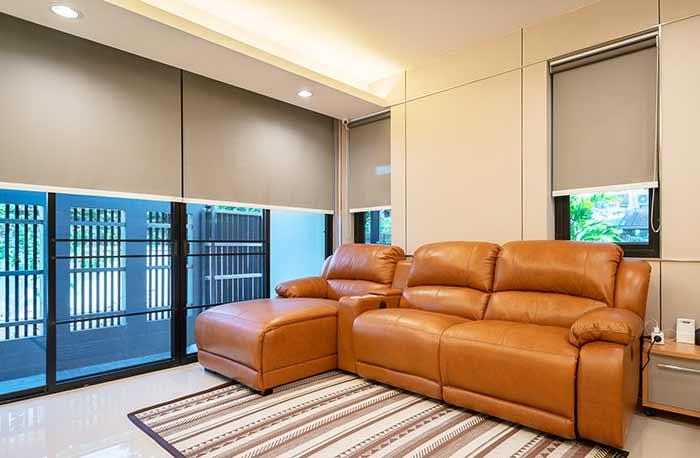 Rèm cuốn căn hộ chung cư