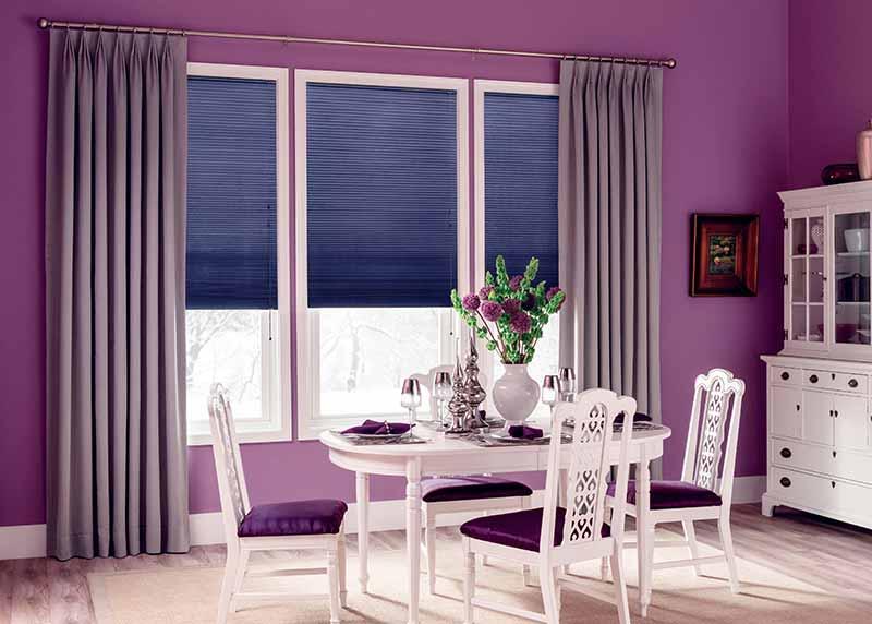 Rèm vải cửa sổ hiện đại