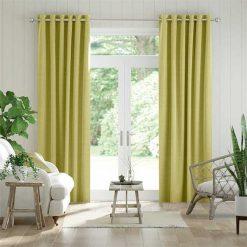rèm vải cho căn hộ chung cư hiện đại