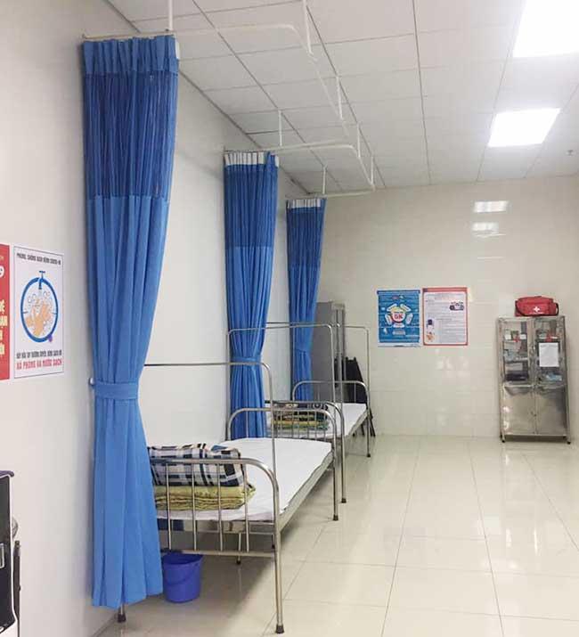 Rèm phòng khám kháng khuẩn